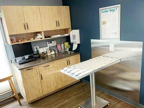 Moncton - Exam room