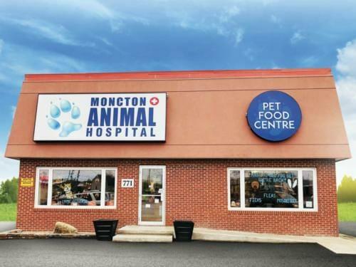Moncton - Exterior